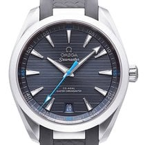 Omega 220.12.41.21.03.002 Acier 2020 Seamaster Aqua Terra 41mm nouveau