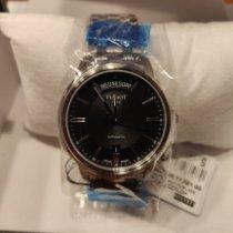 Tissot T-Classic neu Automatik Uhr mit Original-Box und Original-Papieren T065.930.11.051.00