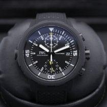 IWC Aquatimer Chronograph Acero 46mm Negro