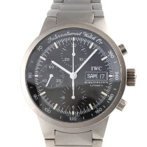 IWC GST Titanium 39.5mm Black