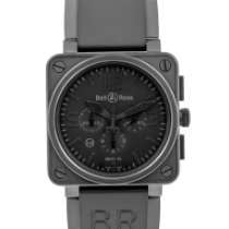 Bell & Ross BR 01-94 Chronographe new 2017 Automatic Chronograph Watch with original box and original papers BR01-94