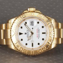 Rolex 16628 Or jaune 2003 Yacht-Master 40mm occasion