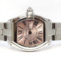 Cartier Roadster Steel Pink Roman numerals United Kingdom, Essex