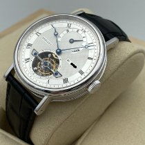 Breguet Classique Complications 5317pt/12/9v6 Very good Platinum 39mm Automatic