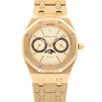Audemars Piguet Royal Oak Day-Date Yellow gold 36mm Champagne United States of America, California, Beverly Hills