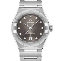 Omega Steel 29mm Automatic 131.10.29.20.56.001 new