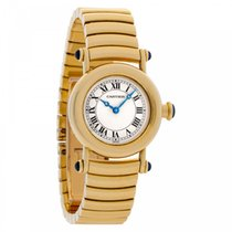Cartier Diabolo Yellow gold 27mm White United States of America, New York, NY