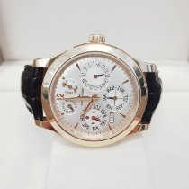 Jaeger-LeCoultre 146.2.26.S Rose gold 2008 Master Eight Days Perpetual pre-owned