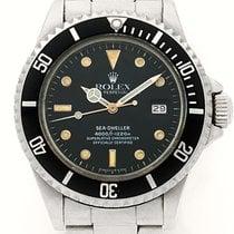 "Rolex Sea-Dweller 16660 Sea-Dweller"" CNEXO 13""- Triple 6 Extrem Rare  Taucher-Kollektion aus 1984 ( Comex)) Zeer goed Staal 40mm Automatisch"