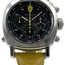 Panerai Ferrari Steel 45mm Black Arabic numerals United States of America, Texas, Houston