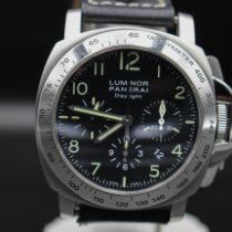Panerai Steel 44mm Automatic PAM 00196 pre-owned