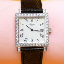 Chopard Or blanc 26.5mm Remontage manuel Classic occasion