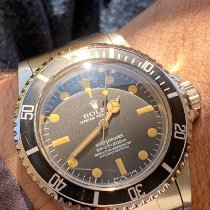 Rolex Submariner (No Date) 5512 Mycket bra Stål 40mm Automatisk