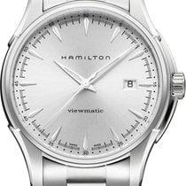 Hamilton Jazzmaster Viewmatic Steel 40mm Silver No numerals United States of America, Massachusetts, Boston