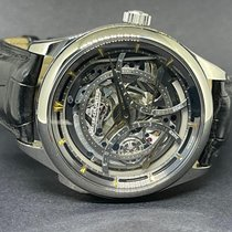 Jaeger-LeCoultre Master Grande Tradition Titanium 44mm Transparent