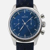 Zenith El Primero Original 1969 Acero 38mm