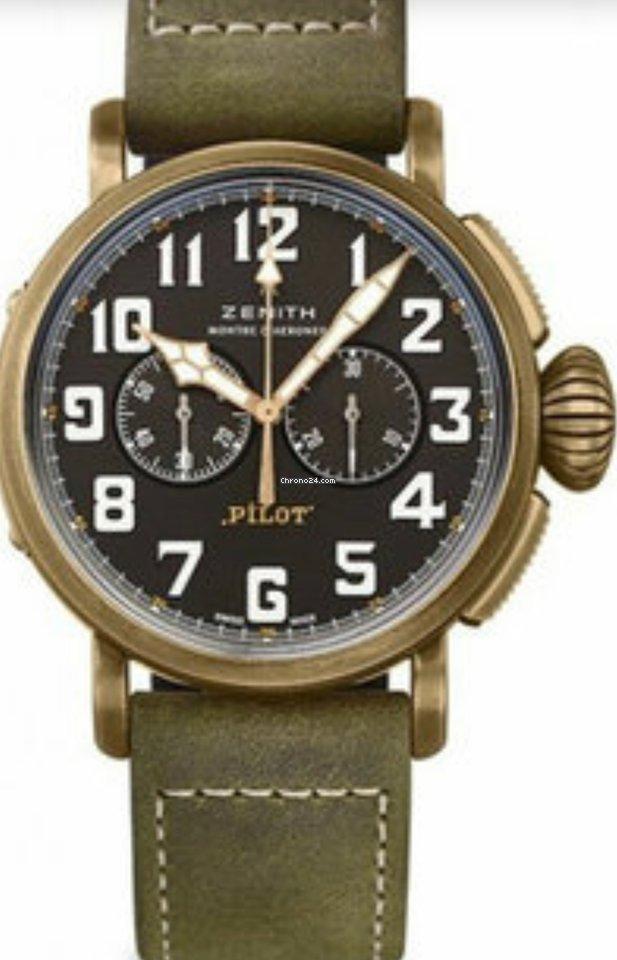 Zenith Pilot Type 20 Extra Special 29.2430.4069/21.C800 2019 nouveau