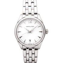 Hamilton Women's watch Jazzmaster Lady 30mm Quartz new Watch with original box and original papers 2014