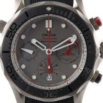 Omega Seamaster Diver 300 M Titanium 44mm Grey