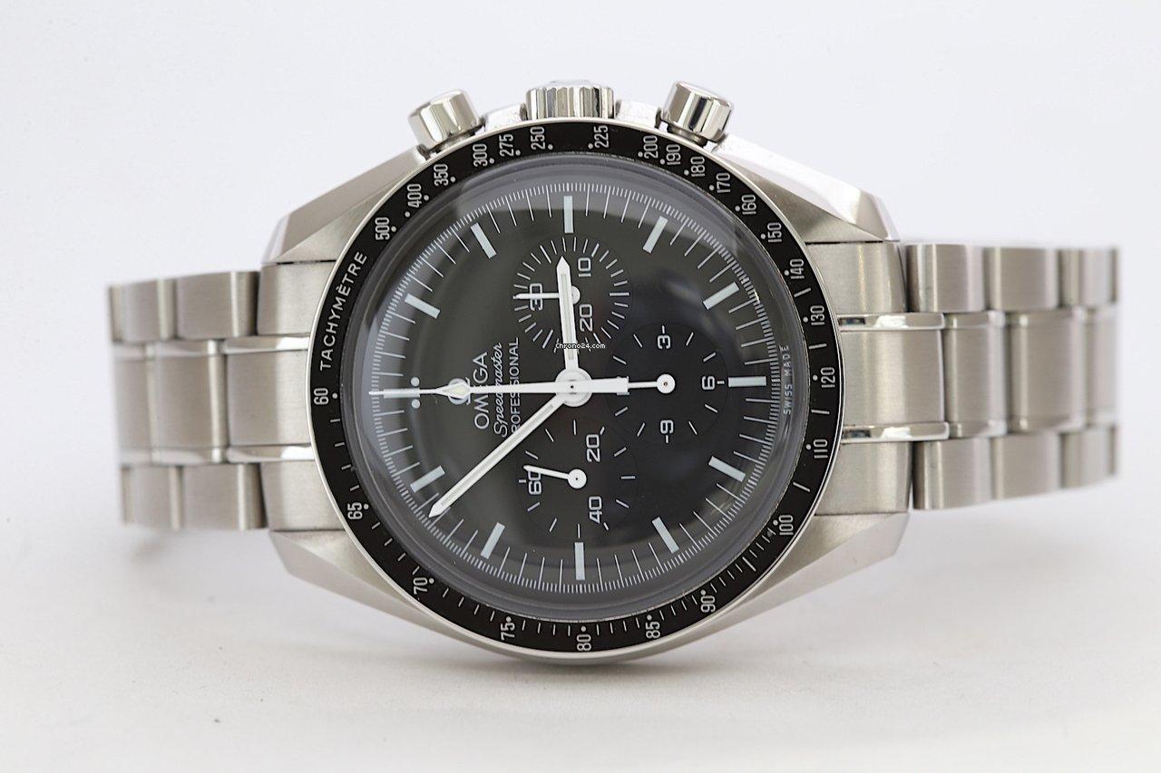 Omega Speedmaster Professional Moonwatch 311.30.42.30.01.005 2019 nuovo