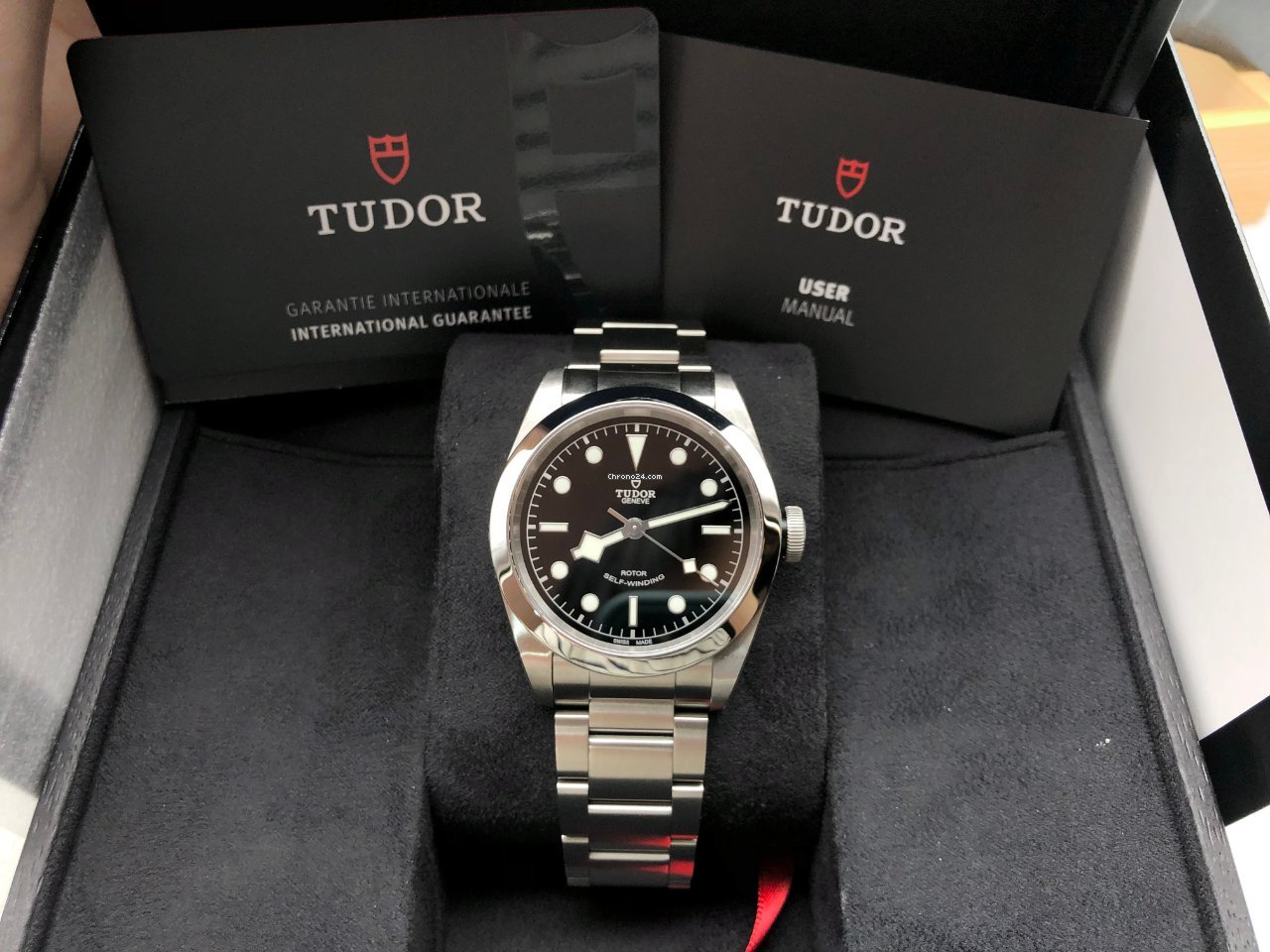 Tudor Black Bay 41 79540 2021 ny