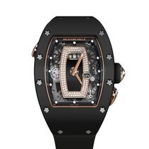 Richard Mille RM 037 Rose gold 34mm Grey No numerals United States of America, New York, New York