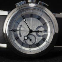 Breguet Marine 5827BB/12/5ZU Very good White gold 42mm Automatic Finland, Jyväskylä