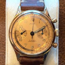 Fludo Gold/Steel 35mm Manual winding 755 pre-owned