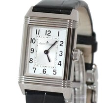 Jaeger-LeCoultre Reverso Classic Small Duetto Stahl 34mm