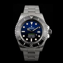 Rolex Sea-Dweller Deepsea Steel Black United Kingdom, London