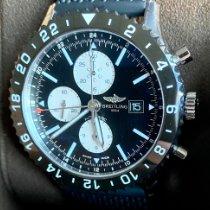 Breitling Chronoliner Acero 46mm Negro España, el puerto de santa maria