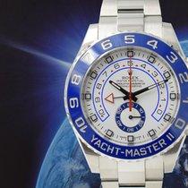 Rolex Yacht-Master II Stahl 44mm Weiß Keine Ziffern Deutschland, München