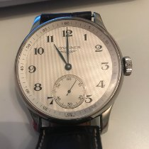 Longines L2.640.4.78.3 Steel 2007 Master Collection 47mm pre-owned