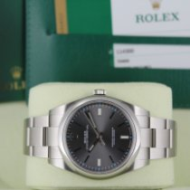 Rolex Oyster Perpetual 39 Acero 39mm Gris Sin cifras España, Madrid
