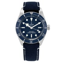 Tudor Plastic Automatic Blue No numerals 39mm new Black Bay Fifty-Eight