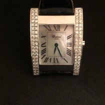 Chopard Your Hour Or blanc 28mm Nacre Romains