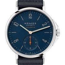 NOMOS Steel 36mm Automatic 561 new
