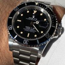 Rolex Submariner Date 16610 Muito bom Aço 40mm Automático