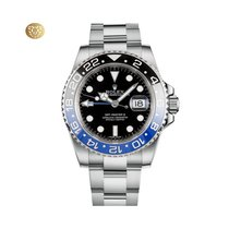 Rolex Steel 40mm Automatic 116710BLNR new