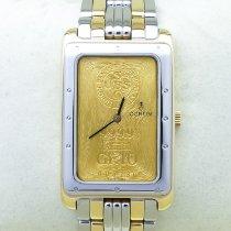 Corum Gold/Stahl 25mm Quarz 64.400.21 gebraucht Deutschland, Köln