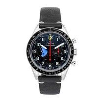 Omega Speedmaster Professional Moonwatch Steel 39.7mm Blue Arabic numerals United States of America, Pennsylvania, Bala Cynwyd