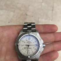 Breitling Colt Quartz Steel 41mm White Arabic numerals United States of America, Florida, Plantation