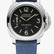 Panerai Luminor Marina PAM 00777 Nuevo Acero 44mm Cuerda manual