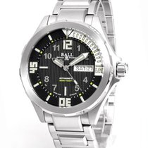 Ball Engineer Master II Diver Steel 42mm Black No numerals
