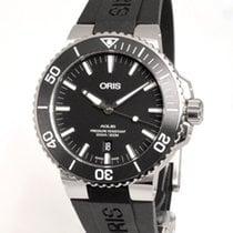 Oris Automatic Black 43.5mm new Aquis Date