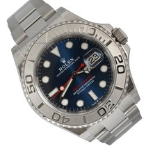 Rolex Yacht-Master new 2020 Automatic Watch with original box and original papers 126622 blue