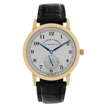 A. Lange & Söhne 36mm Manual winding 133911 pre-owned United States of America, Florida, Surfside