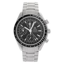 Omega Speedmaster Day Date Steel 40mm Black Arabic numerals United States of America, Florida, Surfside