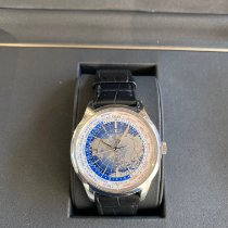 Jaeger-LeCoultre Q8108420 Steel 2017 Geophysic Universal Time 41.6mm pre-owned