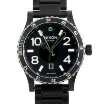 Nixon Acero 45mm Cuarzo A277-1421 nuevo
